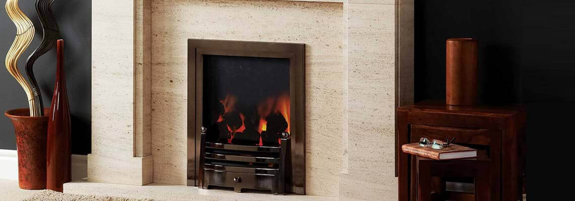 GWood and Stone Fireplaces