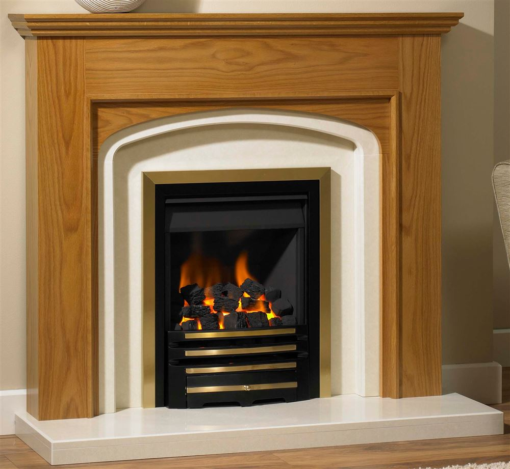 Milan Fireplace